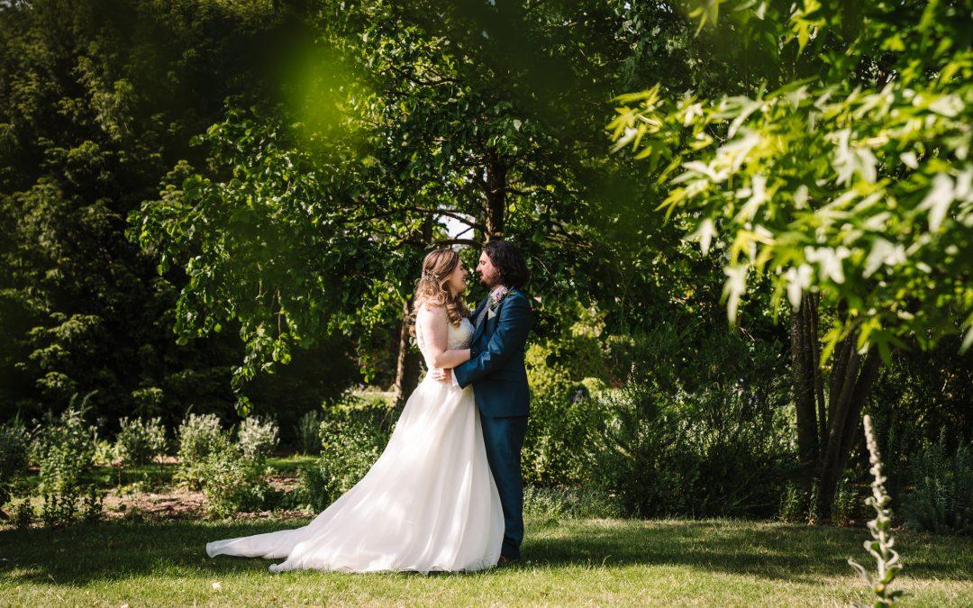 Castle Bromwich Hall Gardens | Tipi Wedding