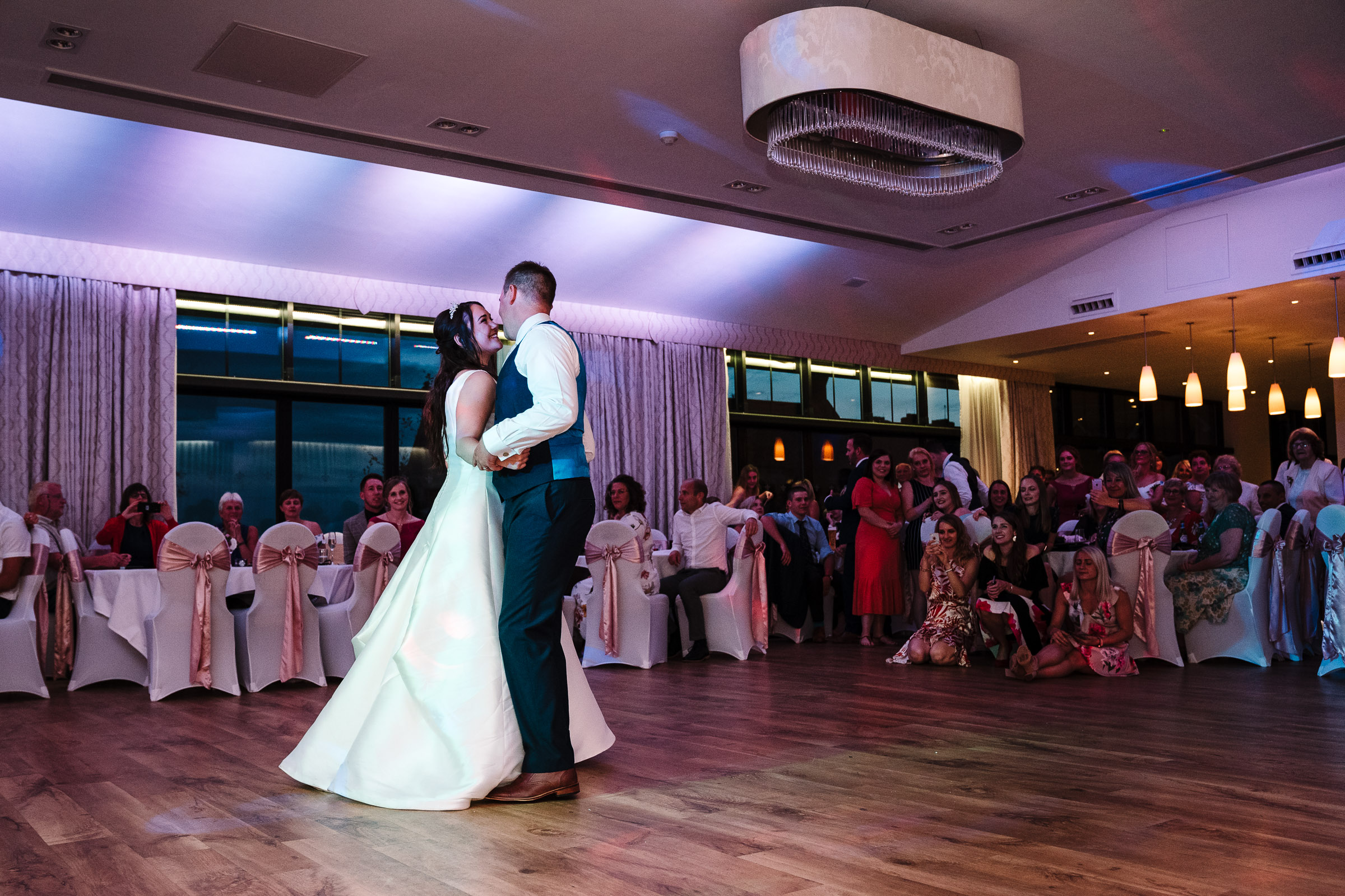 first dance at the wood norton wedding