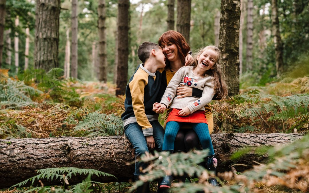 Autumn Family Photoshoots | Warwickshire