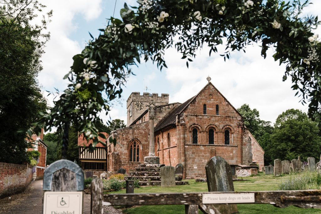 Berkswell church, St John Baptist church